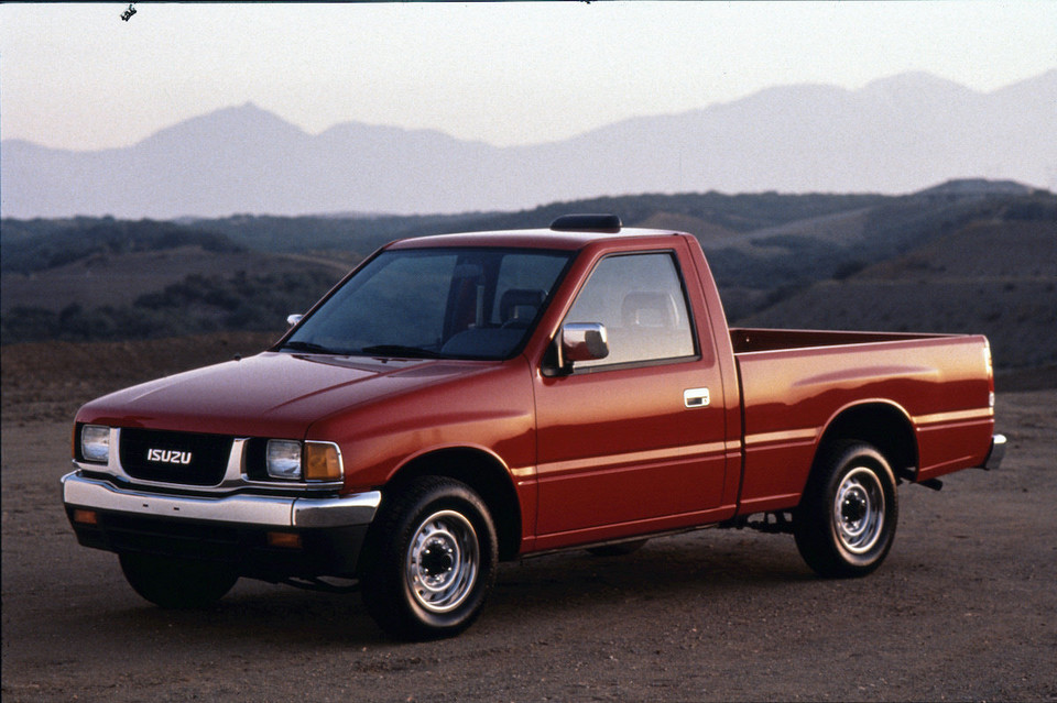 Isuzu Pick-Up 1987