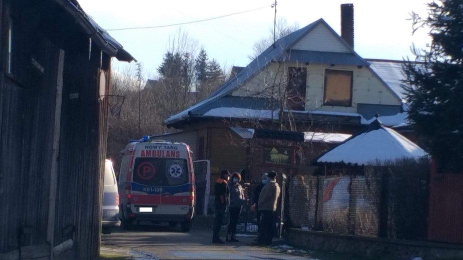 Tragedia na Podhalu. Policja odkryła zwłoki dwóch braci