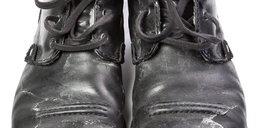 Plamy z soli na butach? Tak się ich pozbędziesz
