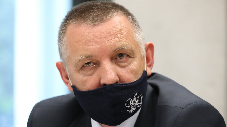 Marian Banaś opowiada o swoim majątku i atakuje Mariusza Kamińskiego: miał w tym interes, żeby mnie skompromitować