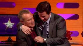 """Mark Wahlberg pijany w """"The Graham Norton Show""""?"""