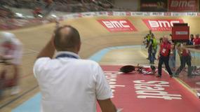Wypadek pozbawił Polki medalu