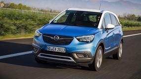Opel Crossland X – wypełnia cenną niszę | TEST