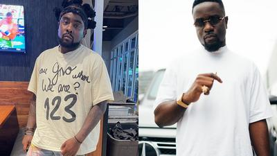 Sarkodie calls his fan 'dumb' for disrespecting American rapper Wale