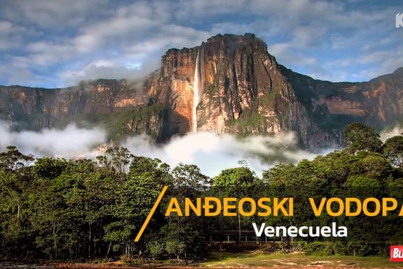 RAJSKI HUK Ovo su najlepši vodopadi na svetu, a od ČETVRTOG na listi zastaje dah (VIDEO)
