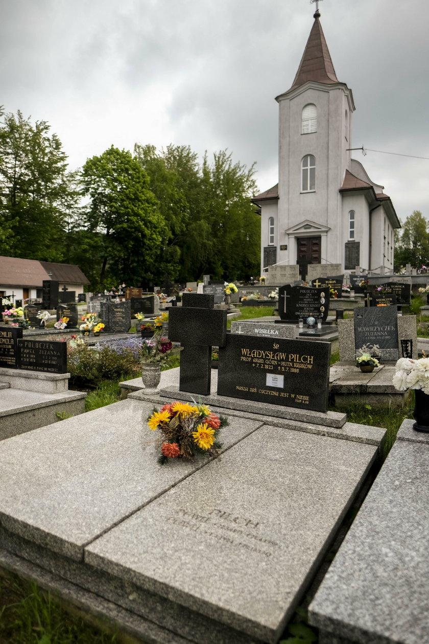 Śmierć Jerzego Pilcha (†67l.)