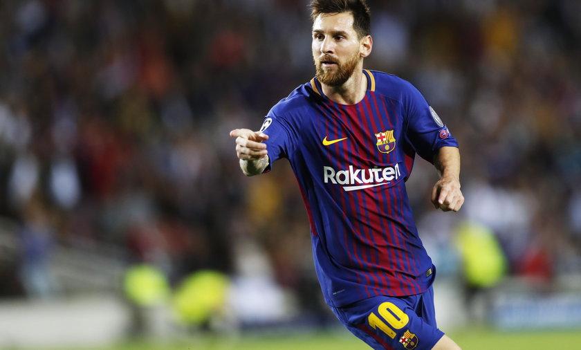 Lionel Messi zdobył setną bramkęw rozgrywkach LM