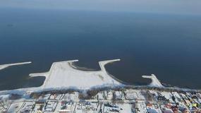 Sztuczna plaża w Jarosławcu. Jedyna taka w Polsce