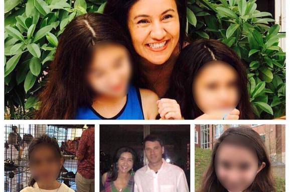 Rif i Golumova bili su u braku od 2000. godine i iza njih su ostale dve ćerke