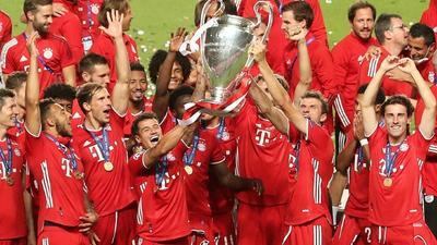Bayern Munich won their sixth European Cup last season, beating Paris Saint-Germain in the Champions League final