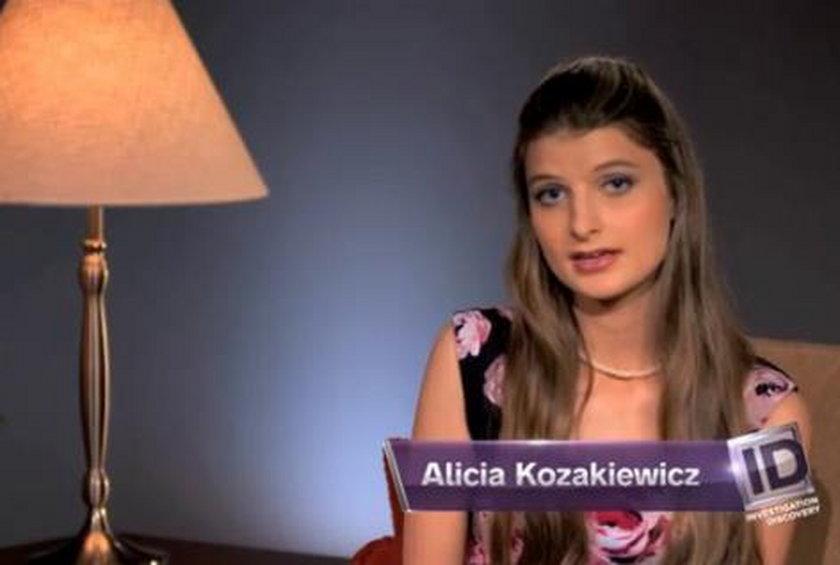 """Przejmująca historia Alicii Kozakiewicz. """"Byłam bita, gwałcona i trzymana na smyczy"""""""