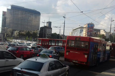 Autobus pokidao mrežu, SLAVIJA BEZ TROLEJBUSA još nekoliko dana