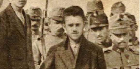 Gavrilo Princip pre atentata
