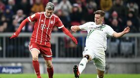 Niemcy: Bayern Monachium dopisał trzy punkty, gol Roberta Lewandowskiego