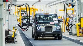 Rozpoczęto masową produkcję elektrycznych taksówek