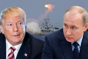 RUSKI ŠOU U SIRIJI Kako je Putin PONIZIO Trampa