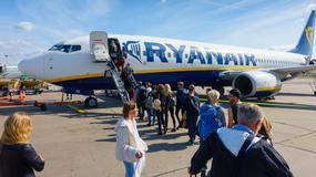 Ryanair odwołał sześć lotów z i do Polski, które miały odbyć się 10 sierpnia