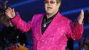 Elton John jest dumny, że uniknął HIV
