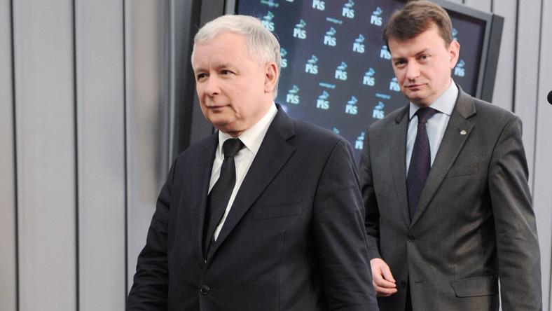 PO donosi na Kaczyńskiego. PiS straszy: To karalne