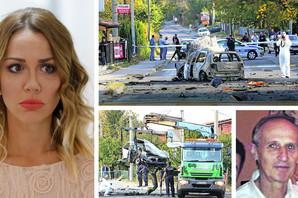 """SAZNAJEMO """"Golf"""" voditeljke Marijane Mićić greškom dignut u vazduh, bomba bila namenjena DRUGOM ČOVEKU"""