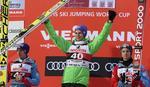 Velinger trijumfovao u Vilingenu, ski-skokove ometao jak vetar u prsa