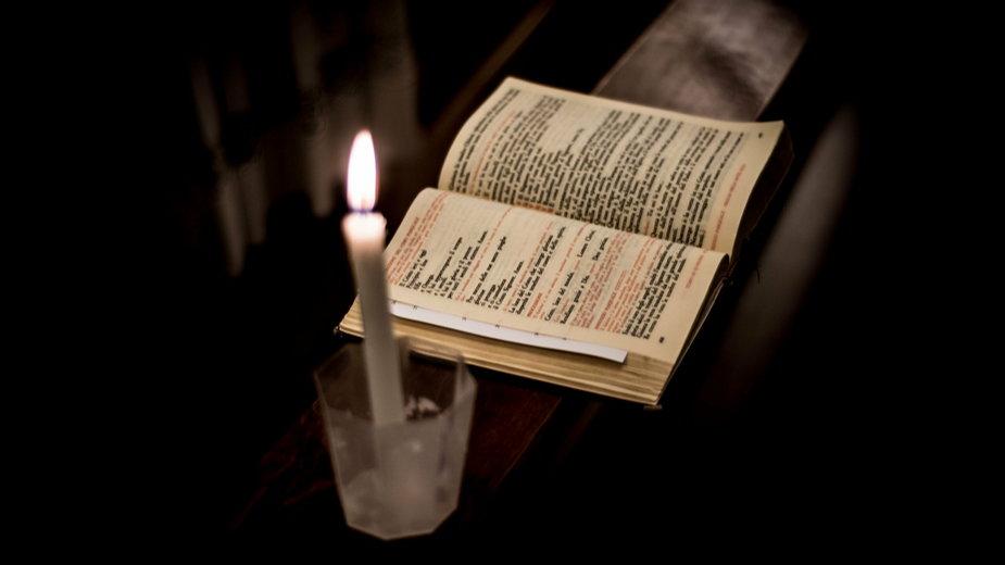 Modlitwa późną nocą