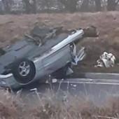 DETALJI STRAVIČNE NESREĆE U smrskanom autu bila dva brata, jedan poginuo, drugom se lekari bore za život