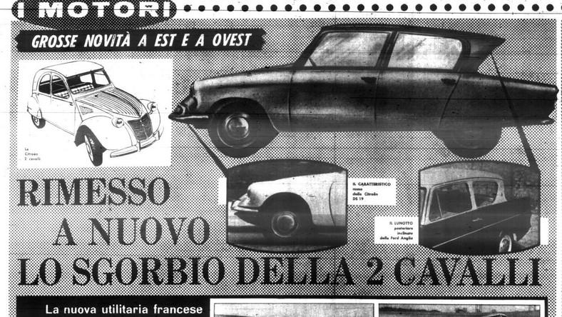 """""""La piu bella vettura costruita oltre Cortina"""", czyli """"najpiękniejszy samochód zza żelaznej kurtyny"""" - tak włoska prasa nazwała syrenę sport, kiedy 52 lata temu jej zdjęcia wyciekły w świat. """"Najpiękniejszy samochód zza żelaznej kurtyny"""" - skąd wzięło się to określenie? Cytowane jest za notatką zamieszczoną w magazynie """"Motor"""" z czerwca 1960 roku. Była to krótka wzmianka o tym, że włoski dziennik """"Il Giorno"""" wspomniał o polskiej syrenie sport. Jednak jak wyglądał ten artykuł, co konkretnie tam napisano, ile zdjęć opublikowano? Tego dotąd, nie wiedział nikt (zapewne oprócz pracującego wówczas w """"Motorze"""" dziennikarza)..."""