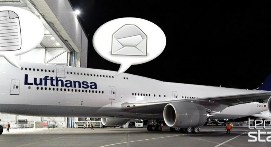 Langstrecke: Lufthansa erlaubt Handynutzung im Flugzeug