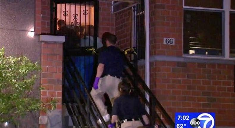 71-year-old woman is killed, and her husband is wounded, in stabbing attack