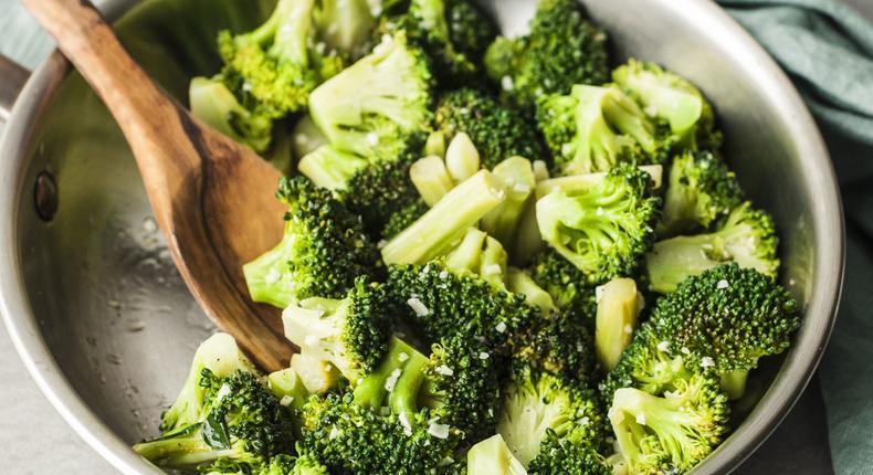 Broccoli(The Spruce Eats)