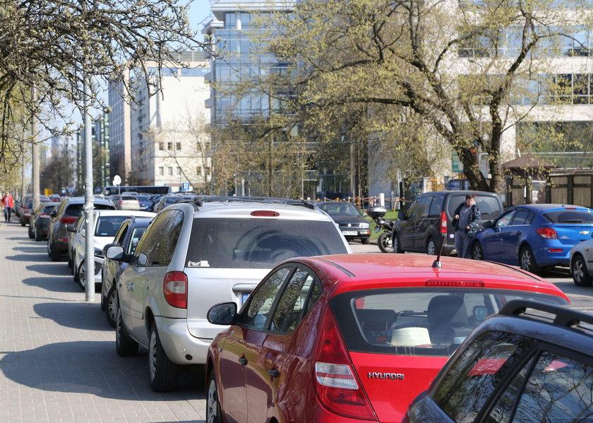 Strefa Płatnego Parkowania powstanie na Służewcu Przemysłowym?