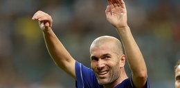 Zidane promuje nowy sport