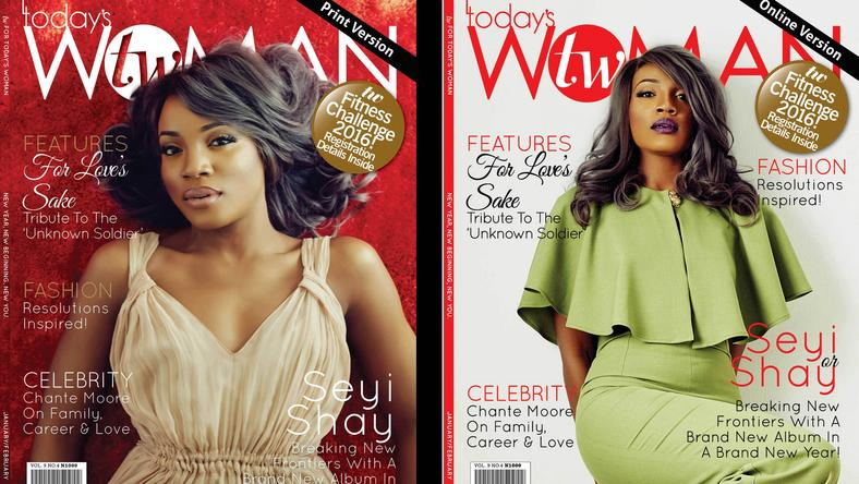 Seyi Shay for TW Magazine