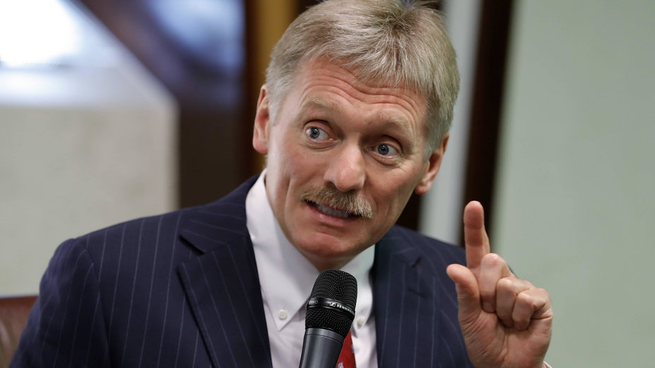 Rosja. Rzecznik Kremla o Ukrainie: najważniejsze są interesy narodowe Rosji