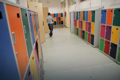 Ovako su izgledali hodnici sa novim ormarićima