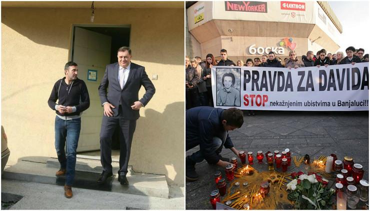 Pravda za Davida protest Banjaluka