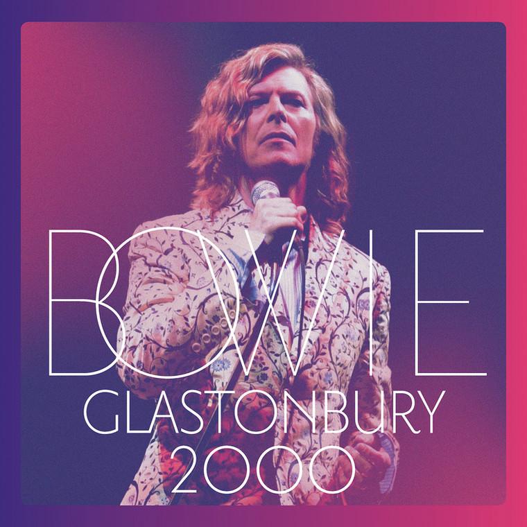 """David Bowie """"Glastobury 2000"""""""