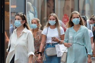 Koronawirus w Holandii: Kolejny dobowy rekord. Ponad 8 tys. nowych infekcji