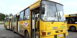 Autobus z 60 pasażerami porwany w Gliwicach!