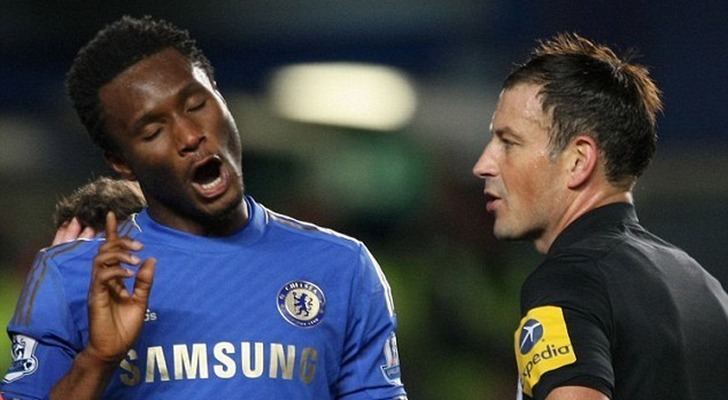 Ex-Liverpool striker Peter Crouch apologises to Mikel Obi for the 'worst tackle' of his career