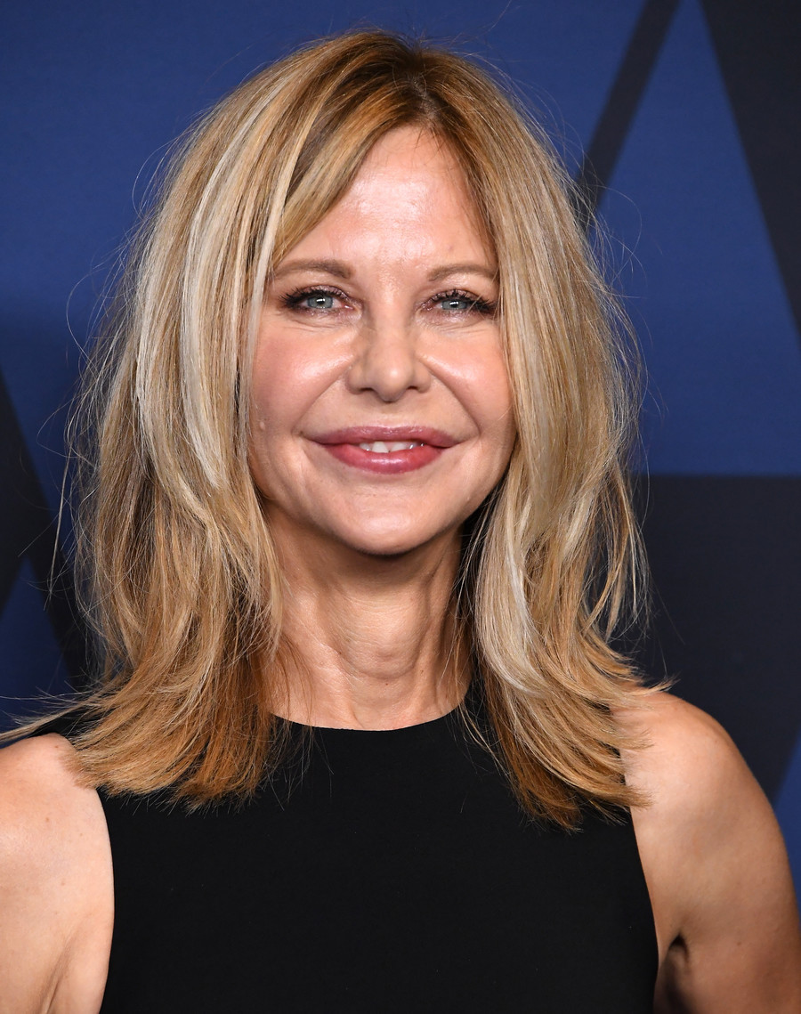 Meg Ryan dziś / Getty Images / Steve Granitz
