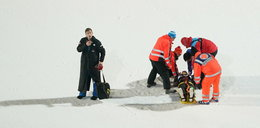 Koniec sezonu dla Markenga po upadku w Klingenthal