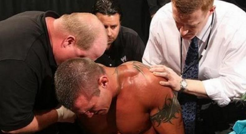 Randy Orton to undergo neck surgery