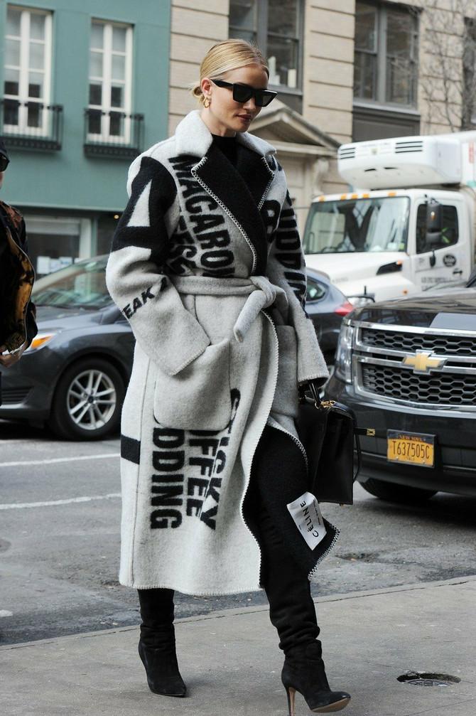 Rouzi na Nedelji mode u Njujorku