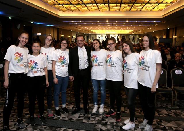 Predrag Mijatović je specijalni gost SIM-a