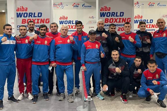 Srpski bokseri spremni za Svetsko prvenstvo! KONKURENCIJA NIKAD JAČA, a motiv nikada veći - radost nacije i bogate premije po prvi put