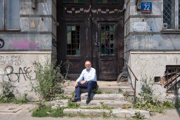Kazimierz Michał Ujazdowski fot. Maksymilian Rigamonti