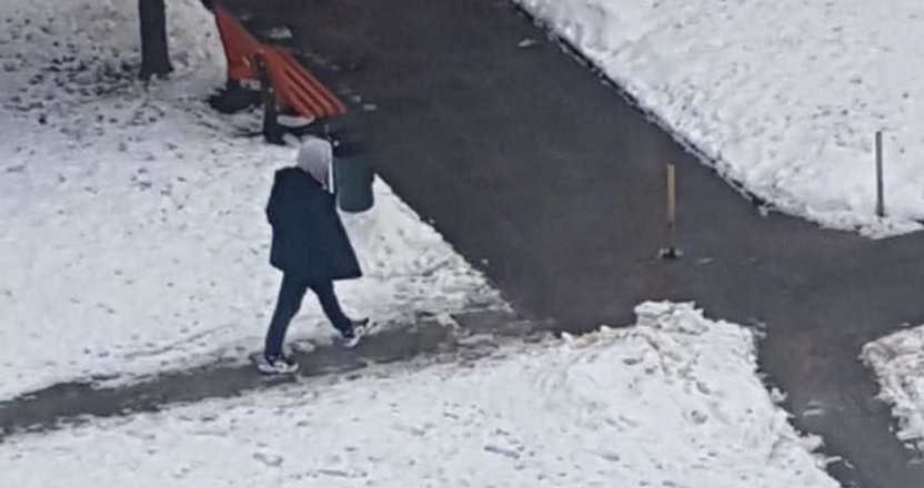Morderstwo w biały dzień w Łodzi! Poszukiwany zabójca