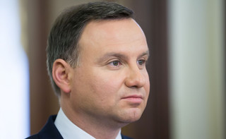 Treść orędzia prezydenta Andrzeja Dudy przed Zgromadzeniem Narodowym